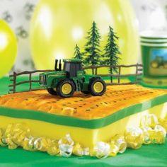 John Deere Cake Toppers