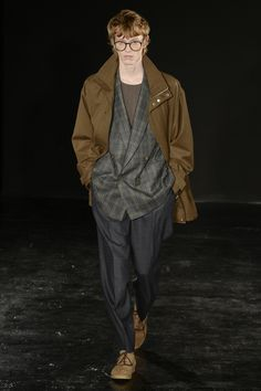 E. Tautz Fall 2017 Menswear Collection Photos - Vogue