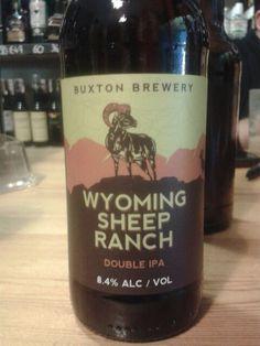 Wyoming Sheep Ranch, Buxton, double ipa, UK