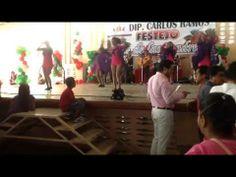 Festejó Carlos Ramos dia de la Madre en Pinotepa Nacional