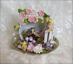 Altered Tea Cup