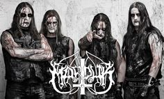 Marduk to Tour US With Rotting Christ, Carach Angren, and Necronomicon - The New Fury