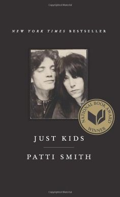 Just Kids by Patti Smith http://www.amazon.com/dp/0060936223/ref=cm_sw_r_pi_dp_8g4fvb0P6EV8S