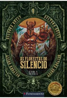 Foto principal do produto Deltora Quest 1 - As Florestas do Silêncio
