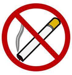 No Smoking Allowed Sign - 1 Sign