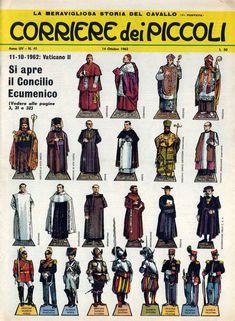 Tratto dal nº 41 del 14 ottobre 1962 al nº 46 del 18 novembre 1962 del Corriere dei Piccoli.