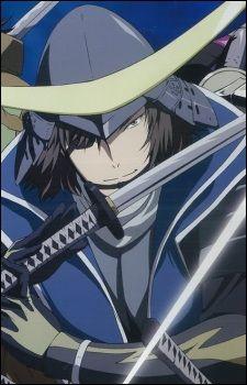Sengoku Basara - Masamune Date