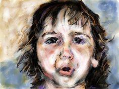 Portret schilderen op je iPad, Dide