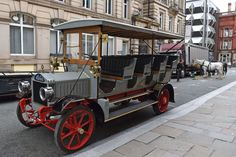 Filming on Water street in Liverpool city centre of period drama Houdini and Doyle. Photo by Colin Lane