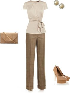 """Chic business attire"" by shaysmith on Polyvore"