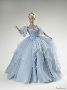cinderella doll ~ by robert tonner                                                                                                                                                     Plus