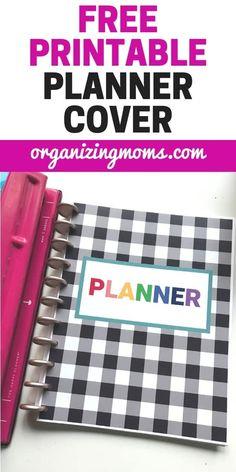 Punch for 11 discs Binder Organization, Organizing Life, Binder Dividers, Printable Planner, Free Printables, Printable Calendars, Life Planner, Binder Planner, Planner Supplies