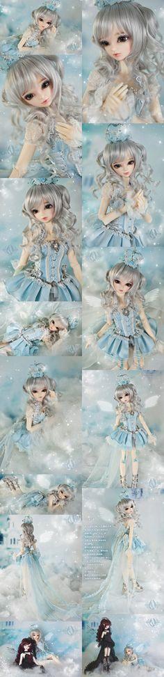 球体関節人形 Dina 女_MSDサイズ人形_Angell Studio_ドール本体_球体関節人形、BJD、ドール服、人形ウィッグ、Wig、着せ替え人形、ドール靴、ボディなどを販売するの総合人形通販店
