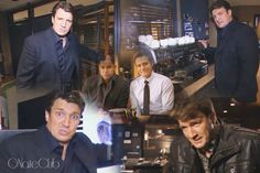 GermanNateClub @germannateclub  8h8 hours ago 2/15/16 Today at 4.55 p.m. @kabeleins visited with @NathanFillion the set of @Castle_ABC !! What a perfect date !