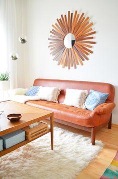"""Mein neues """"altes Sofa"""" #interior #einrichtung #dekoration #decoration #ideas…"""