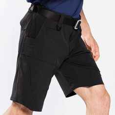 Archon Quick Dry Black Tactical Shorts are engineered to provide superior performance in hot and humid climates. Super lightweight and durability. Buy best Waterproof Tactical Shorts at lowest price now. Black Tactical Pants, Military Tactical Boots, Tactical Chest Rigs, Tactical Gear, Steel Toe Work Shoes, Stretch Shorts, Fashion Pants, Quick Dry, My Style