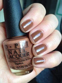 NOTD OPI Nordic Collection 2014: Ice-berger & Fries, from http://www.makeupoholic.wordpress.com