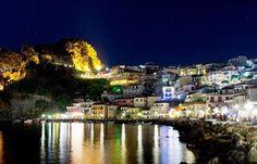 In Parga, Mainland Greece