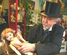 Puppenklinik  Peter Groß  in Nürnberg
