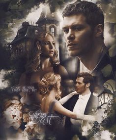 This has to be my favourite Klaroline picture ever