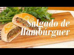Receita de salgado de hambúrguer vegano é muito econômica e mais fácil do que parece | Vista-se