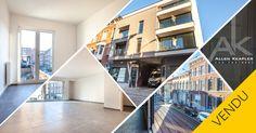 VENDU - appartement qualitatif près des Guillemins.