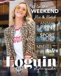 Visita nuestra página web y conoce todos los detalles de esta nueva colección. www.loguin.com.co