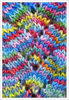 Knitting Sutra: Pattern:  ¡Los Monos Locos! – The Crazy Monkeys!