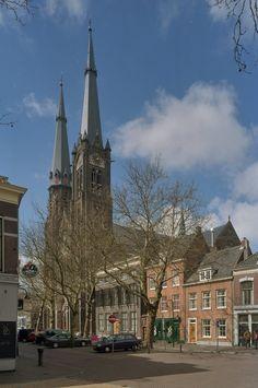 Maria van Jessekerk in Delft   Monument - Rijksmonumenten.nl