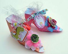 My Scrappy Life: Princess Treat Slippers
