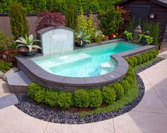 Spruce Up Your Small Backyard With A Swimming Pool – 19 Design Ideas