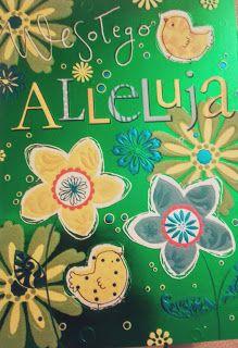 Ola ma bloga: Wielkanoc 2016: wysyłanie kartek, pisanka DIY i mo...