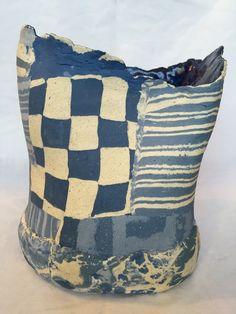 Boro ceramic vessel