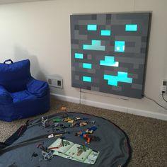 Life-Size Minecraft Block