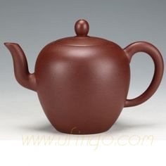 Beauty shoulder yixing teapot ,purple clay handmade crafts ...That's so pretty!!! :D
