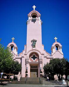 Mission Arcangel San Rafael, Marin County, Ca.