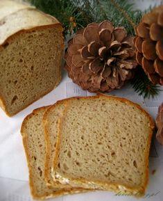 chleb żytni na zakwasie z paloną maką