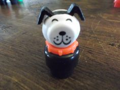 Fisher Price Little People Dog by RocksTreasures on Etsy, $4.99