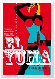 L'affiche de El Yuma, le court de Benicio Del Toro !