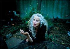 Kiki Smith. Photograph by Nan Goldin, 2006. Courtesy of nytimes.com.