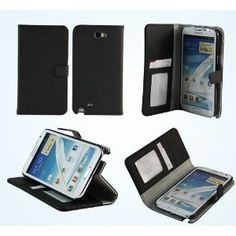 KaysCase Book Case for Samsung Galaxy Note 2 Note II N7100 (Black) KaysCase http://www.amazon.com/dp/B009YKJ3X2/ref=cm_sw_r_pi_dp_QsHNub104HYYQ