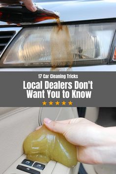 Car Dealerships Don't Want You Seeing This Trick To Make Your Car Last Longer Diy Car Cleaning, Spring Cleaning, Handy Tips, Helpful Hints, New Car Smell, Car Hacks, Skills To Learn, Household Cleaners, Man Stuff