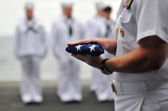 My dad served in the Navy. Was proud to have been able to serve his country. When he past away he was honored by the Navy. I will never forget the moment of when the Sailor gave my mom the flag from the casket. I am proud to be an American. I love my country!