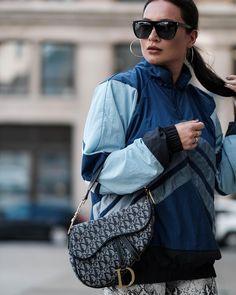 What's on your arm this week? Dior Saddle Bag, Saddle Bags, Vintage Dior, Naomi Campbell, Kate Moss, Fendi, Messenger Bag, Mom Jeans, Satchel