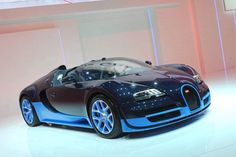 #Bugatti #Veyron Grand Sport Vitesse