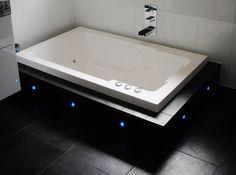 The Nirvana Deep Soaking Tub - 'Armchair' Style Designed to optimise both bathin. The Nirvana Deep Modern Luxury Bedroom, Luxurious Bedrooms, Deep Soaking Tub, Soaking Tubs, Space Saving Baths, Tub Remodel, Nirvana, Master Bath, Bathing