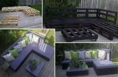 Another great pallet idea.