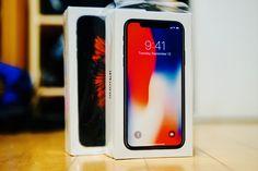 Apple iPhone X 256GB SpaceGray