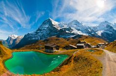 switzerland must see places | Swiss Alps Honeymoons