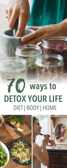How to detox your life | Empowered Sustenance